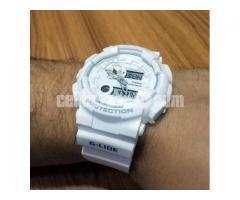 WW0152 Original Casio G-Shock G-Glide Sports Watch GAX-100A-7A - Image 4/5