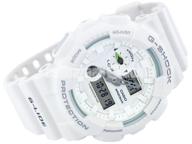 WW0152 Original Casio G-Shock G-Glide Sports Watch GAX-100A-7A - 5/5