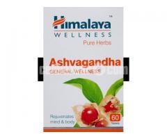 Hymalya ashowghanda -(60 Tabs