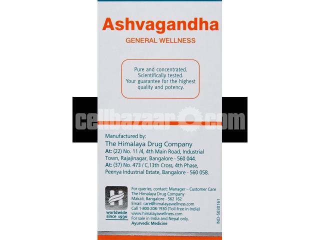 Hymalya ashowghanda -(60 Tabs - 3/3