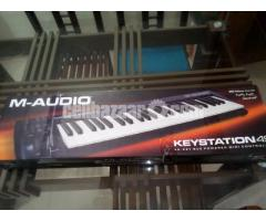 M Audio Keystation 49 Midi Keyboard