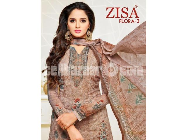 Zisa - Flora 3 (Indian) - 1/5