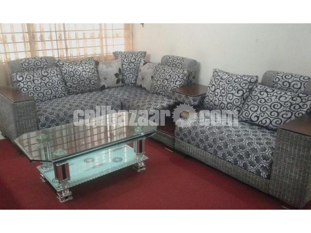NADIA: L-Shape Sofa - 3/3