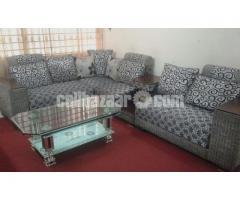 NADIA: L-Shape Sofa - Image 3/3