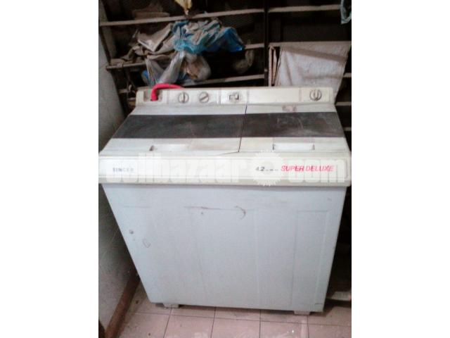 sale of running Washing machine - 1/5