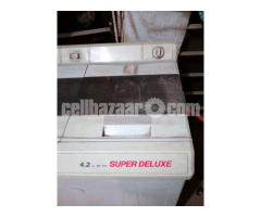 sale of running Washing machine - Image 2/5