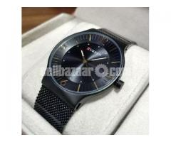 WW0163 Original Curren Slim Mesh Chain Watch 8304 - Image 3/5