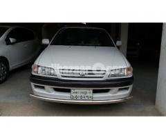 Toyota Premio-Corona