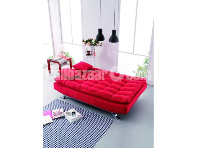 Sofa Cum Bed - 1/2