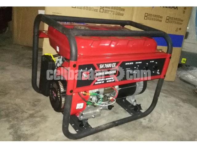 Portable Elemax Generator - 2/5
