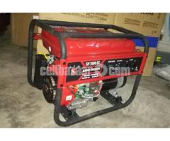Portable Elemax Generator