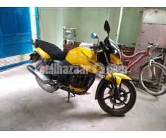 TVS Apachi RTR for SELL