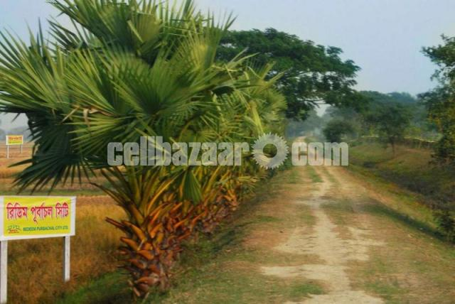 3 katha land for sale in Redeem Purbachal City, Purbachal - 1/5