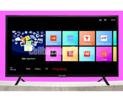 """PILOT VIEW 43"""" FULL HD SMART ANDROID LED TV"""