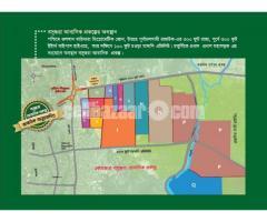 Bashundhara Plot, Block-P, Katha-3