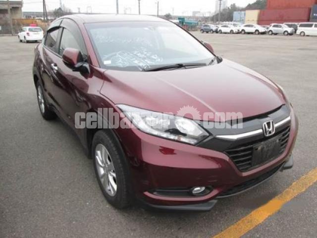 Honda Vezel Wine X Pkg 2014 - 1/1