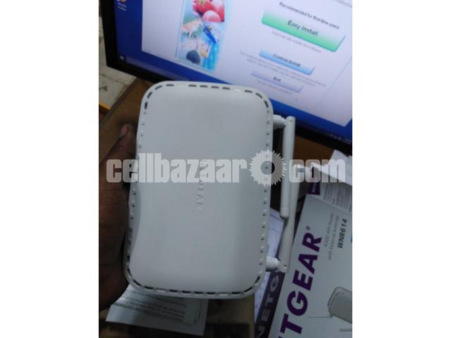 NETGEAR Wifi Router N300 - 1/3
