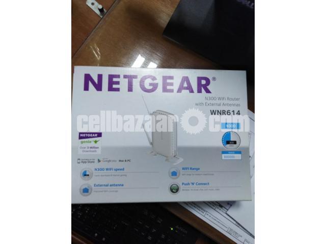 NETGEAR Wifi Router N300 - 3/3