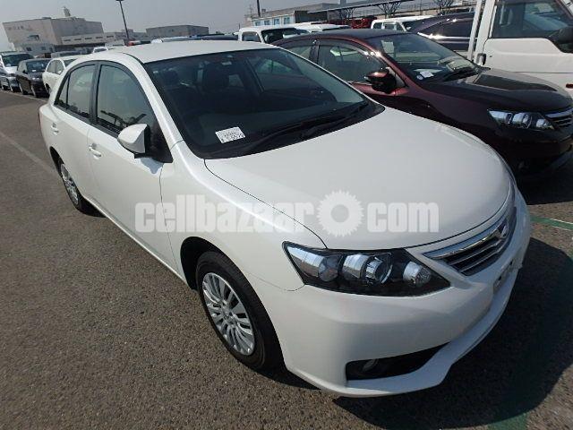 Toyota Allion A15G 2013 white - 1/2