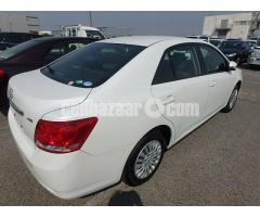 Toyota Allion A15G 2013 white - Image 2/2