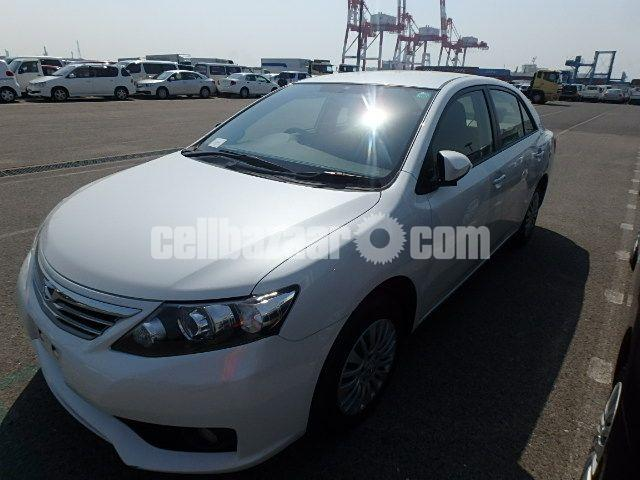 Toyota Allion A15 White 2013 - 2/3