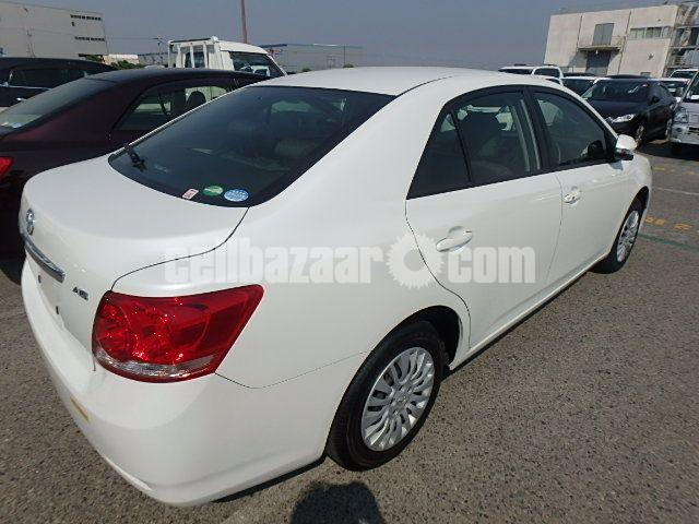 Toyota Allion A15 White 2013 - 3/3
