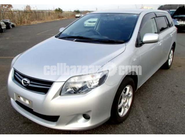 Toyota x fielder 2009 - 1/4
