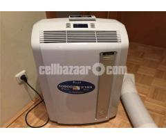 Portable AC (Brand: Delonghi) - 1 ton - Image 1/4