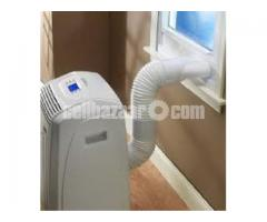 Portable AC (Brand: Delonghi) - 1 ton