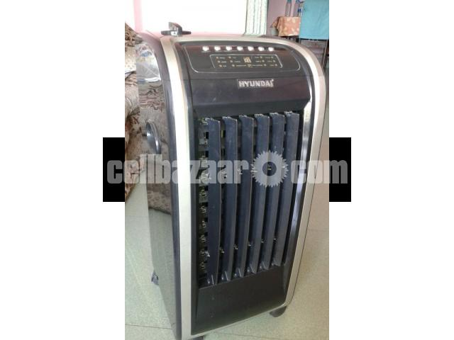 Air cooler & heater 5 Ltr Water tank sweeping-remote control - 4/5