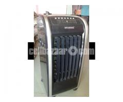 Air cooler & heater 5 Ltr Water tank sweeping-remote control - Image 4/5