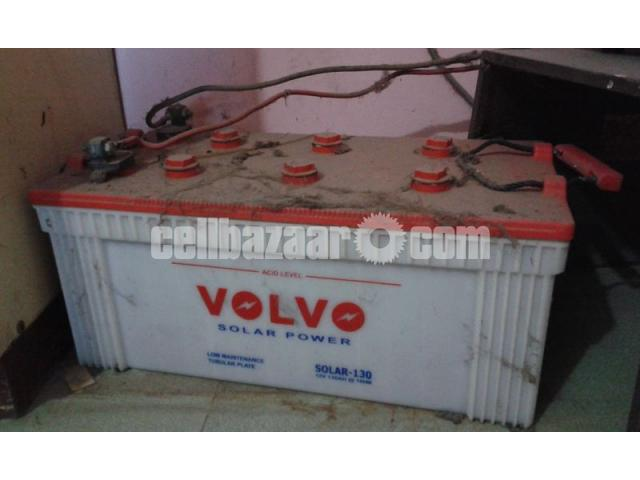 Battery for IPS - Volvo -Solar 130 - 1/2