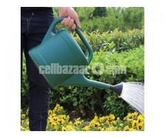 Plastic garden watering can 10 L