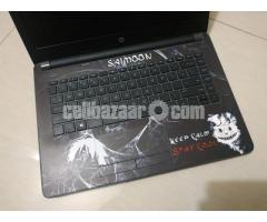 HP 240 G6 4GB 1TB Full Fresh like new Laptop