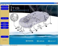 Toyota techstream tis scanner