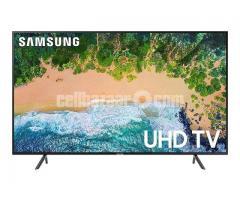 "SAMSUNG 55"" NU7100 4K UHD SMART LED TV"