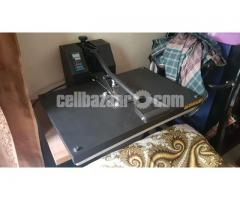 Heat Press Machine (16 X 24) Urgent Sell