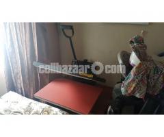 Heat Press Machine (16 X 24) Urgent Sell