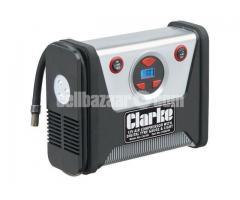 Clarke CAC100 12V Tyre Inflator/Air Compressor