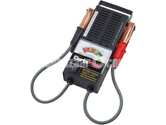 Clarke CVT2 12V Battery Tester - 1/1