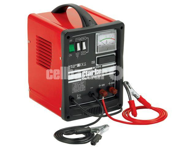 Clarke BC210C Battery Charger & Engine Starter - 1/1