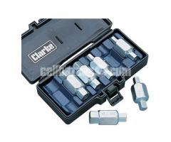 Clarke CHT220 Oil Drain Plug Key Set