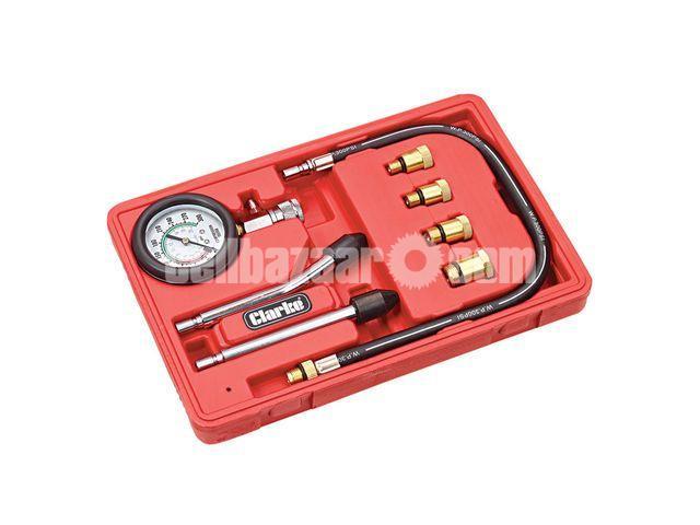 Clarke CHT693 8 Piece Compression Tester Kit - 1/1