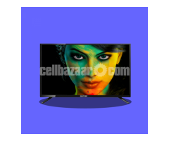 "PILOT VIEW 24"" HD READY LED TV"