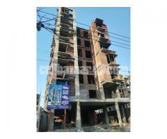 ৫ম,৬ষ্ঠ,৭ম তলা ১০১0 বর্গফুট ফ্ল্যাট@Basundhara R/A,Block-J