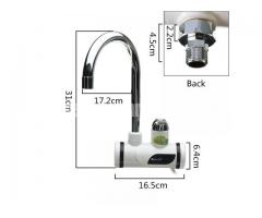 Instant Hot Water Heater Tap with Hand Shower.