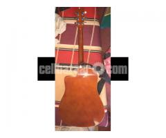 Yamaha Original Pure Acuostic Guitar কেনা ৭ দিনও হয়নি