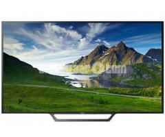 "SONY BRAVIA 48"" W652D FULL HD SMART LED TV"