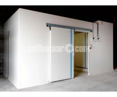 Cold Room solution by German Product
