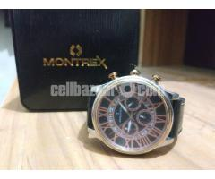 Montrex Original Watch
